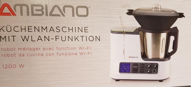robot ménager avec le wifi